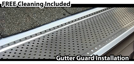 Oakville_Gutter_Guard_Installtion